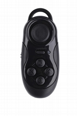 3in1 bluetooth gamepad+selfie remote+wireless mouse for iphone ios Android PC