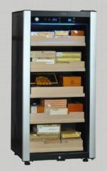 雪松木雪茄櫃高檔雪茄櫃恆溫恆濕雪茄櫃壓縮機雪茄櫃