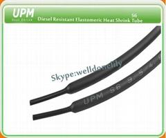 Low voltage heat shrink tubing