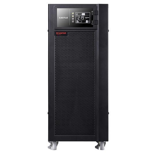 成都艾特网能ups电源昆仑UE-0200NC L高频 20KVA/16000w 三进单出 3