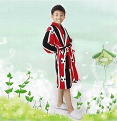 kids coral fleece pajamas