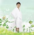 kids Terry Cloth Robe bathrobe
