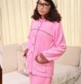 women coral fleece sleepwear