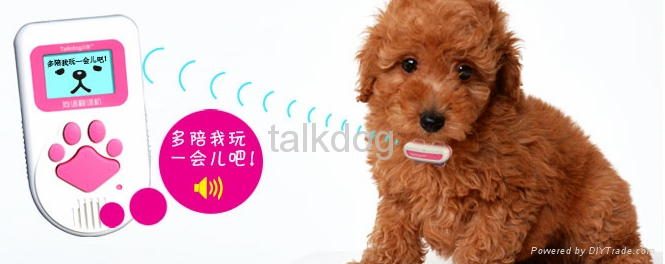 Dog language translator 1