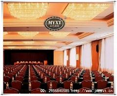 酒店會議中心水晶燈具