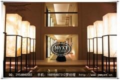 星級酒店中庭工程燈具