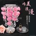 S29水滴玫瑰感應香薰燈 1