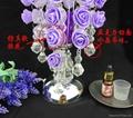 S29水滴玫瑰感應香薰燈 3
