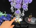 S29水滴玫瑰感應香薰燈 4