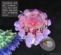 S29水滴玫瑰感應香薰燈 7