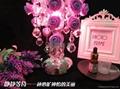 S29水滴玫瑰感應香薰燈 9