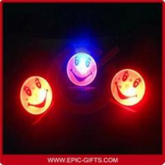 LED Pins glow Pins