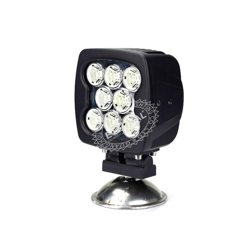 80W CREE LED work light for industry heavy duty vehicles 1