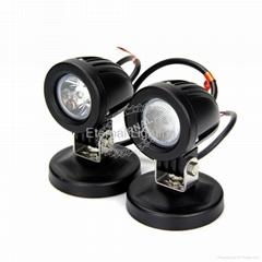 10W high power motor working light ATV UTV racing light