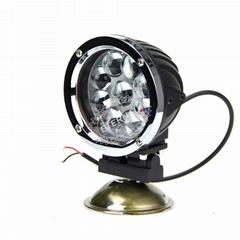 truck 45W CREE LED driving light in 8 degree spot beam