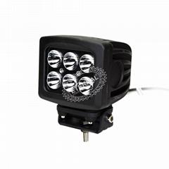 60W CREE LED mining light high power crane truck light