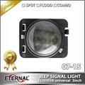 Offroad Jeep Wrangler Rubicon LED tail light run turn reverse brake light JK 07- 4