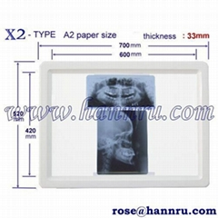 【Taiwan HANNRU- HR】Dental viewing box X - 2 System Viewing-box, panoramic film