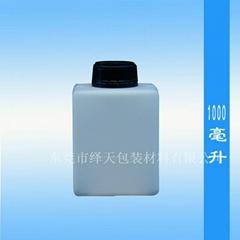 东莞1000ML方形塑料瓶