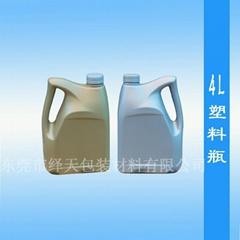 東莞4KG潤滑油塑料桶