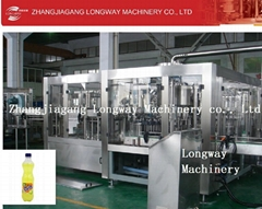 Full Automatic Carbonated Beverage Filling Machine/Line