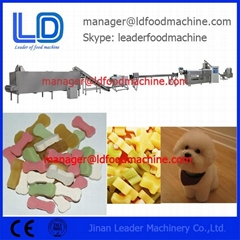 Automatic Pet Chewing Food Processing line