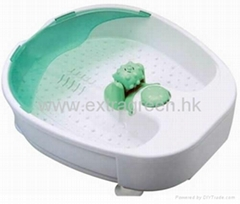 Foot Spa foot massager Masajeador Hidromassageador