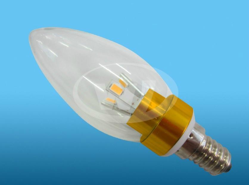 E14 LED Tail candle light 2