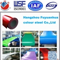 Color Coated Steel Coils PPGI for Roofing Building Supply any RAL Color 3