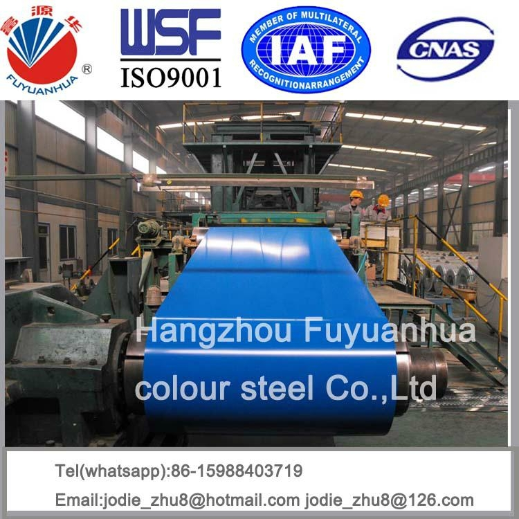 prepainted roofing steel sheet in coil   2