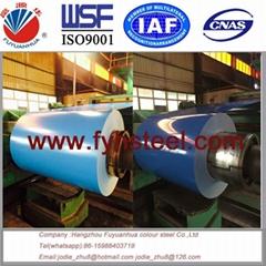 prepainted roofing steel sheet in coil
