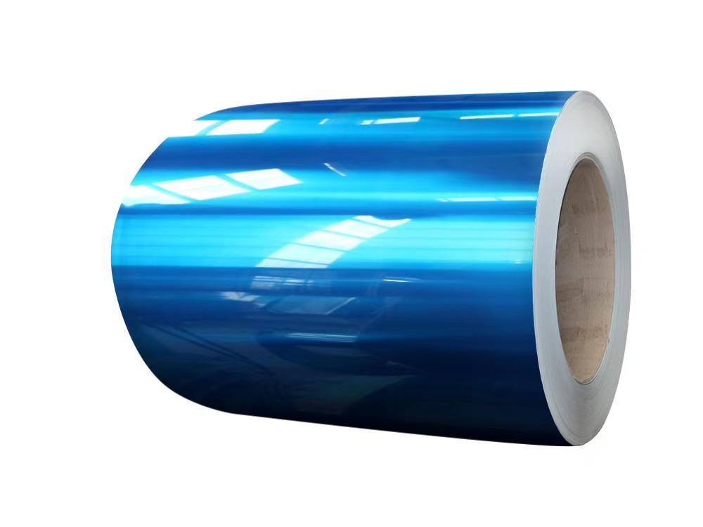 Prepainted steel coils 1