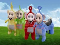 天天線寶寶電動玩具車