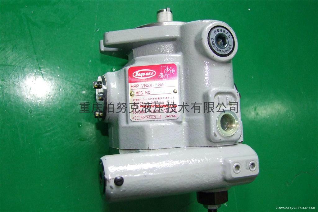 豊兴工业株式会社TOYOOKI油泵 4