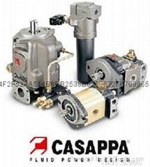 重庆casappa齿轮泵
