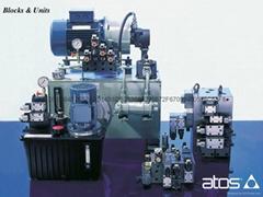 意大利阿托斯ATOS电磁阀