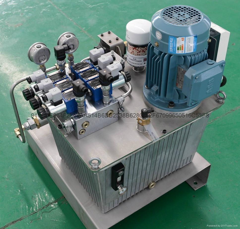欧美进口液压系统 2