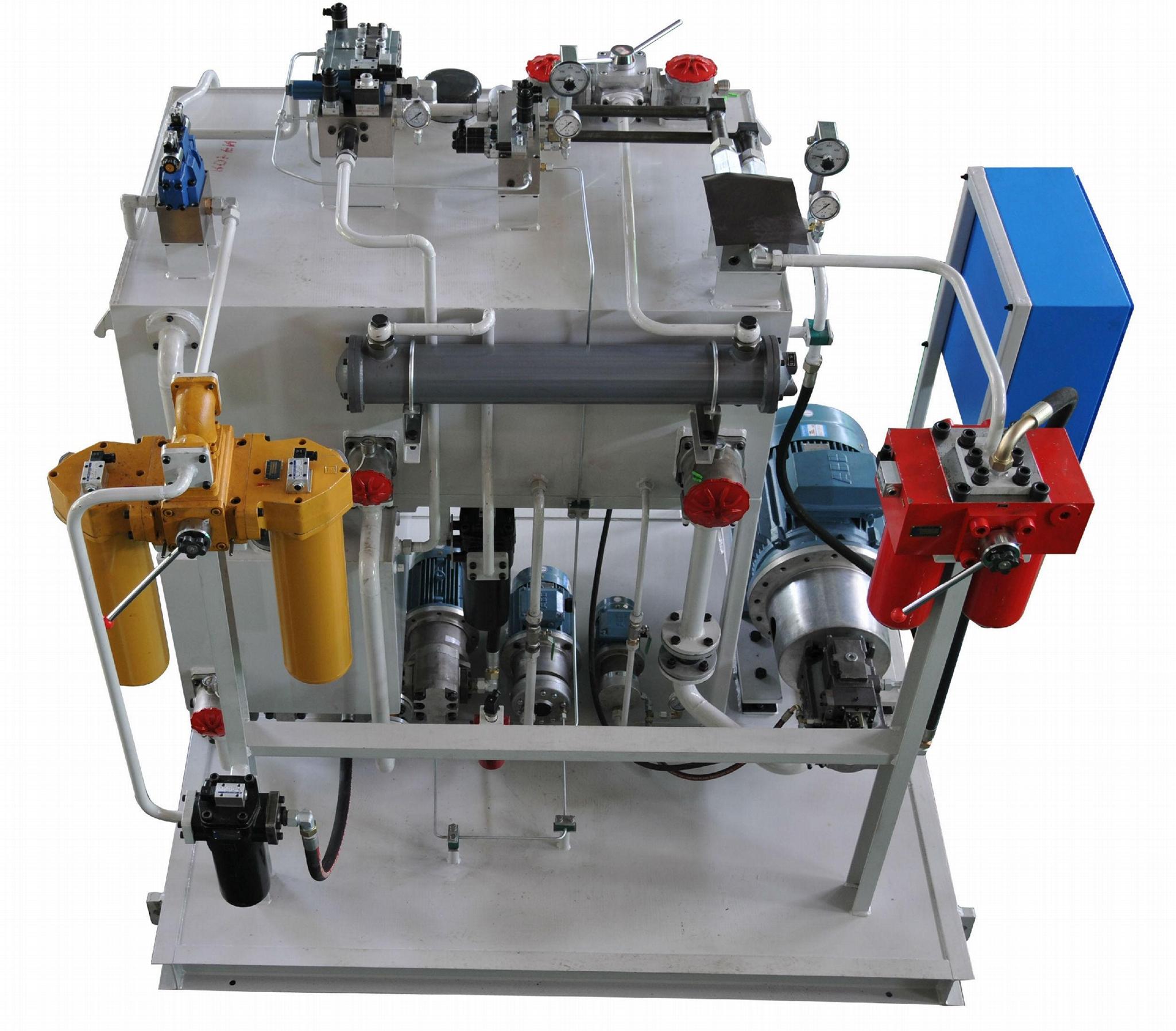 重庆同步液压系统 1
