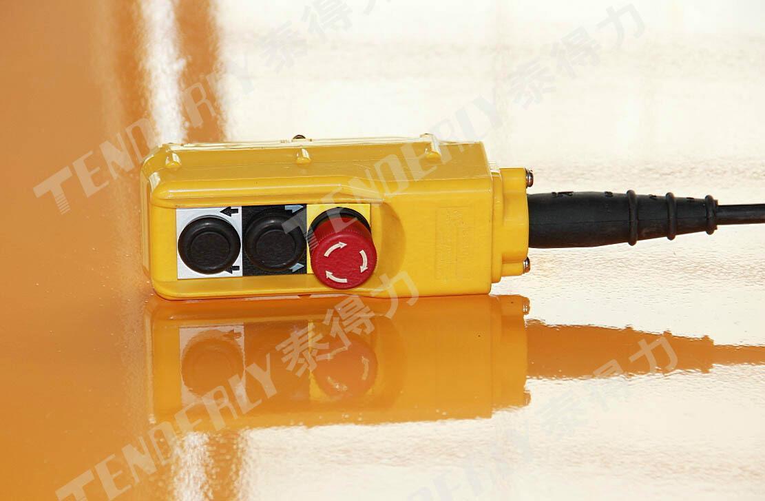 泰得力 HW1001电动升降平台 2