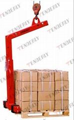 供应适用于车间或仓库吊装托盘货物的2吨平衡吊叉