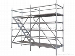 Ringlock System Scaffolding All-round System Scaffold