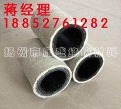 耐火耐高溫石棉橡膠管