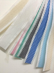 Mattress edge tape