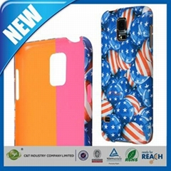 C&T New Design Stars and Stripes PC hard case for galaxy note 4