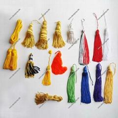 Bullion & Thread Tassel Collection   Bullion & Thread Tassels