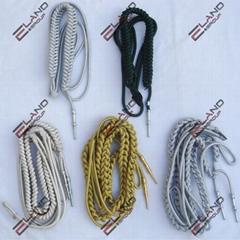 Military Uniform Aiguillettes   Different Aiguillettes Collection