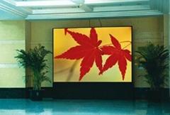 室內全彩LED顯示屏YK-SMD2020-PH3
