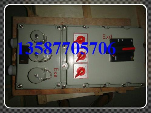 防爆檢修插座箱 1