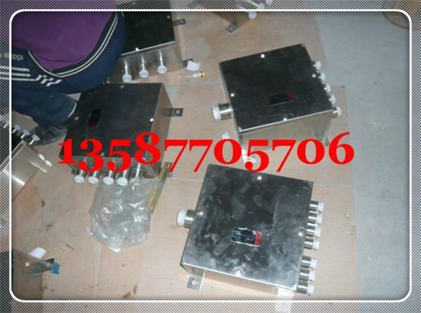 不鏽鋼防爆接線箱 3