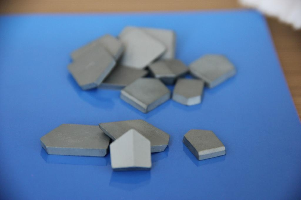 cemented carbide products customized 3